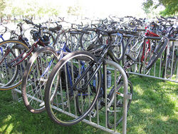WABA bike valet