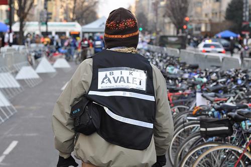 Valet Volunteers Make the day