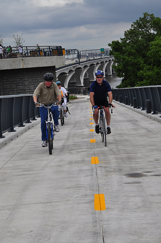 Wilson Bridge open