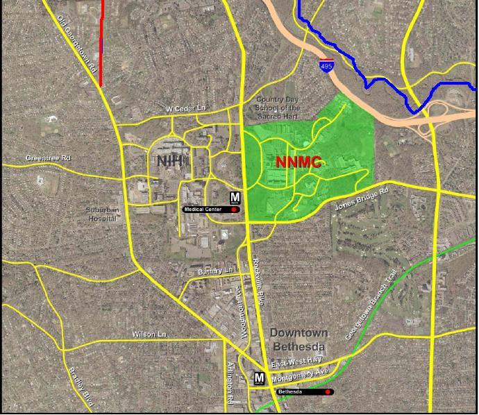 NNMC map