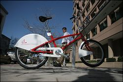 Smartbike and JS
