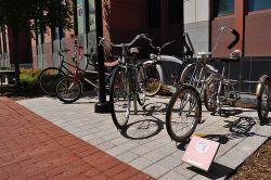 Bikes at usdot