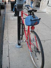Parking Meter bike