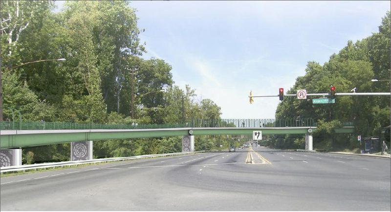 Rock creek viers mill crossing