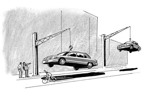 NYT gridlock sketch