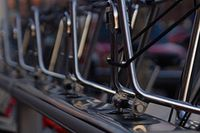 Smartbike closeup