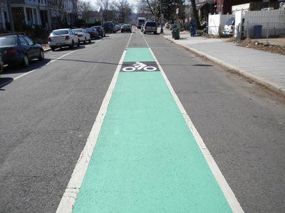 15th street NYC paint