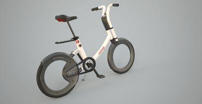 Public bicycles copenhagen
