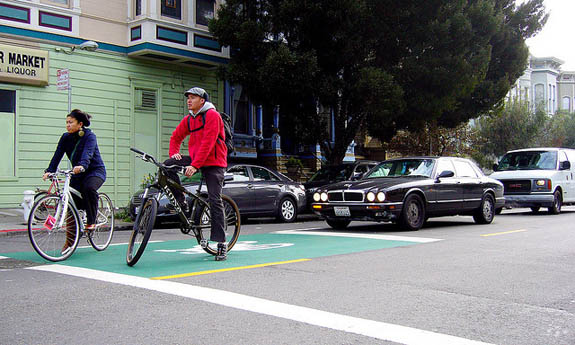 SF bike box