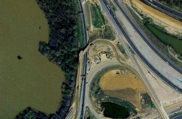 Wilson Bridge const bridge