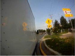 Close passing
