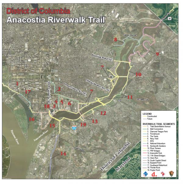 Riverwalk-trail
