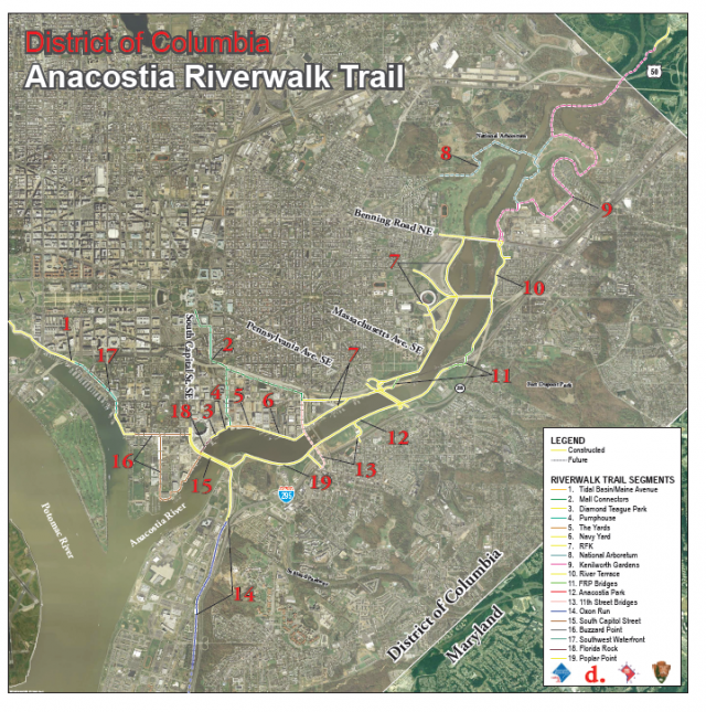 Riverwalk-trail