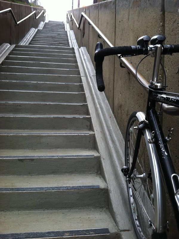 Thewashcycle Rhode Island Avenue Staircase With Runnel
