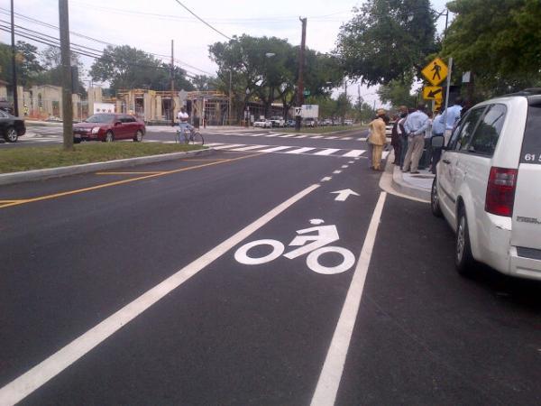 NHB bike lanes
