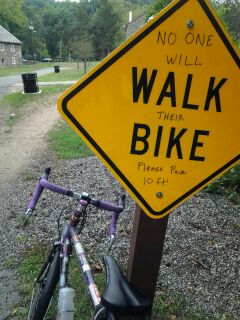 Walk Bike Not