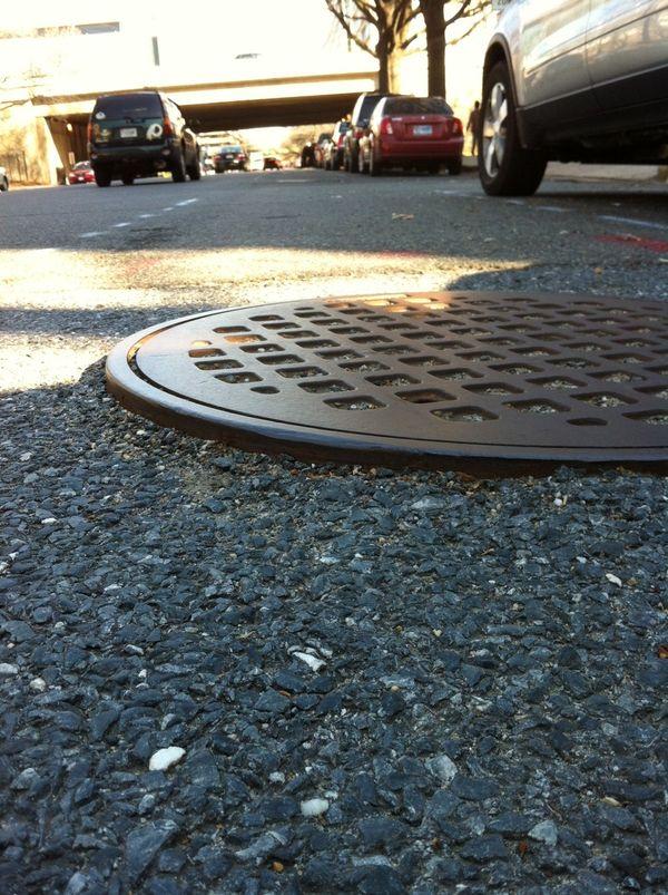 Manhole rise