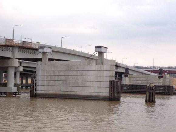 11th street bridges
