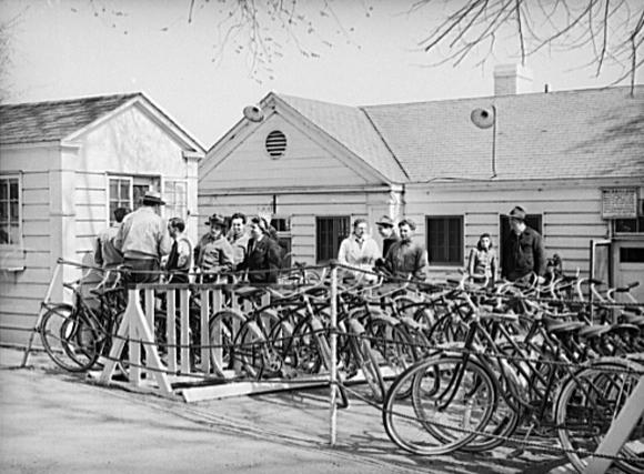 NPS bike rental