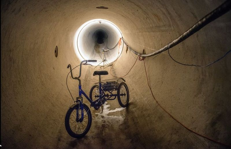 TunnelTrike
