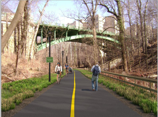 Klingle CT Ave Bridge