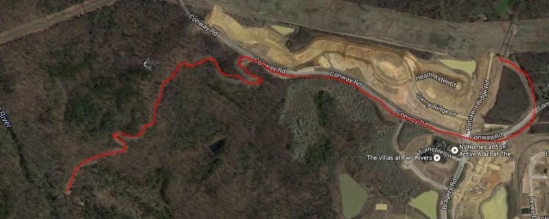 WBA Trail phase III
