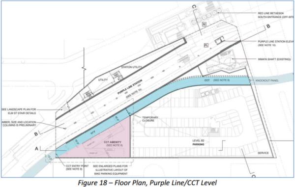 CCT Floor plan