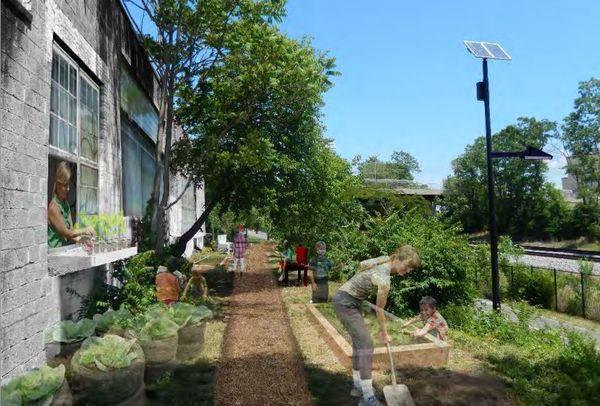 Edgewood Garden