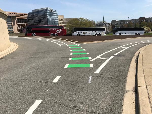 Banneker Bike lanes