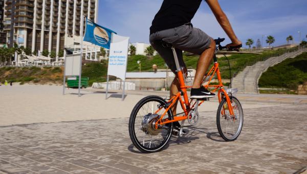 TheWashCycle: Electric Bikes