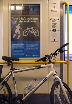 Bikewelcomeontrain